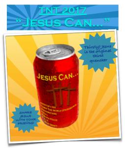 TNT Jesus Can 17